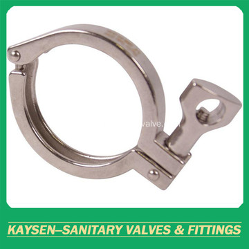 Sanitary heavy duty single pin clamp(DIN)